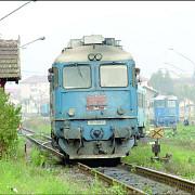 trenuri cu viteza melcului