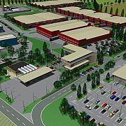 parc nou industrial la barcanesti
