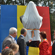 burebista are bust la selemet in moldova foto