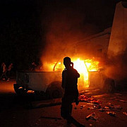 30 de persoane ranite intr-un atentat cu vehicul capcana