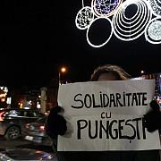 proteste la universitate contra parlamentului proiectului rosia montana si a gazelor de sist