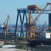 accident de munca in portul constanta