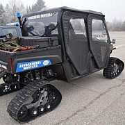 autospeciale noi pentru jandarmii montani din prahova