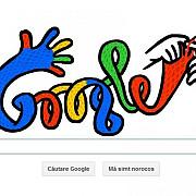 google marcheaza solstitiul de iarna printr-un logo special