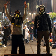 protest violent si batai cu politia la istanbul