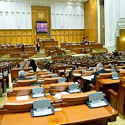 parlamentul a inceput dezbaterile pe buget