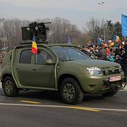noua dacia duster army vedeta paradei de 1 decembrie