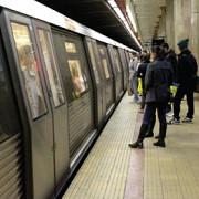 tentativa de sinucidere la metrou in capitala