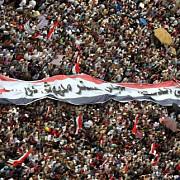 o jurnalista a fost violata in timpul protestelor din egipt