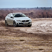 volvo v40 cross country tentatie suedeza