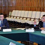 ministrul de interne convocat de ponta la guvern