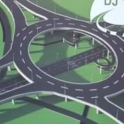 singurul giratoriu suspendat din romania se construieste la ploiesti