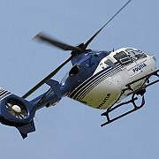 traficul rutier pe a2 si pe dn1 monitorizat de politie cu elicopterul