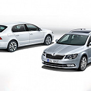 skoda superb are fata noua