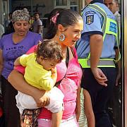 zeci de romi au fost expulzti din londra