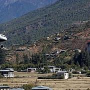 aeroportul dintre munti