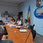 atmosfera de vacanta la sedinta consiliului local ploiesti