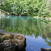 singurul lac-cameleon din europa este in romania