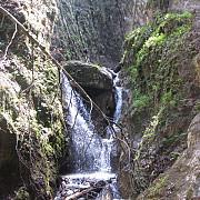 loc unic in romania- canionul sapte scari
