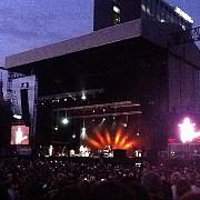 spectatori surpriza la concertul sting