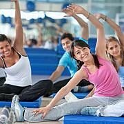cinci motive pentru a face sport