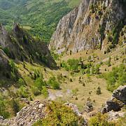 cheile posagii peisaj feeric pe valea ariesului