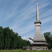 cea mai inalta biserica de lemn din lume