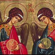 sfintii mihail si gavril peste 13 milioane de romani isi sarbatoresc onomastica