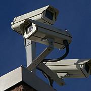 au fost furate camerele de supraveghere ale politiei