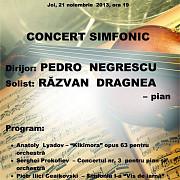 filarmonica paul constantinescu te invita la un concert de exceptie