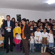 concordia intinde o mana copiilor din familii sarace foto