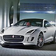 jaguar prezinta noul f-type coupe de 550 cp