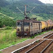 tren de marfa deraiat