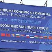 a inceput forumul economic china-europa centrala si de est