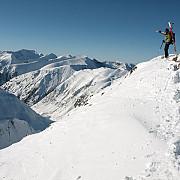muntii fagaras interzisi pentru turisti din cauza zapezii