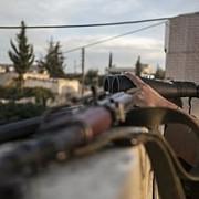 ambasada rusiei atacata cu focuri de arma