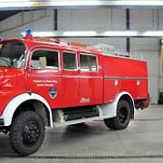 masina de pompieri cumparata cu un euro