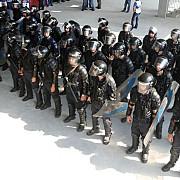 politia si jandarmeria mobilizate pentru meciul steaua-chelsea
