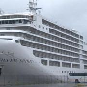 un vas de croaziera a ratat intrarea in portul constanta