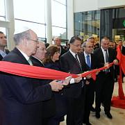primarul badescu si ambasadorul israelului au taiat panglica afi