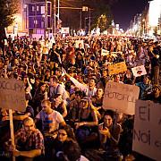 noi proteste de strada impotriva proiectului rosia montana