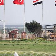 turcia construieste un zid de 2 metri la granita cu siria