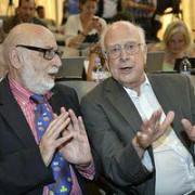 belgianul francois englert si britanicul peter higgs detinatorii premiului nobel pentru fizica 2013