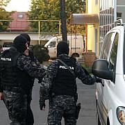 razie a politiei la evazionistii din prahova si bucuresti