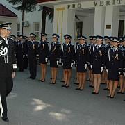 elevii scolii de politie au depus juramantul