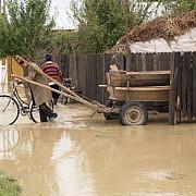 inundatii apa de doi metri in judetul arges