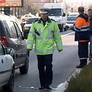 copil accidentat pe strada malu rosu din ploiesti