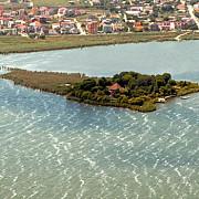 un obiectiv turistic inedit- insula ovidiu