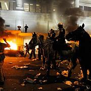 ciocniri cu politia in canada pe tema gazelor de sist