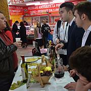 studentii basarabeni isi promoveaza vinurile la ploiesti